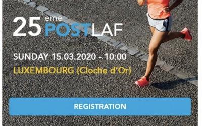 [Postponed] CHINALUX runners for Postlaf
