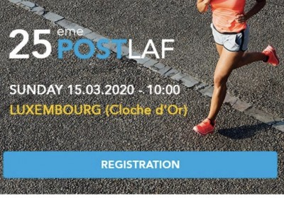[Postponed] CHINALUX runners for Postlaf