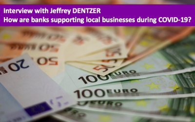 Interview with Jeffrey Dentzer – How are banks supporting local businesses during COVID-19?