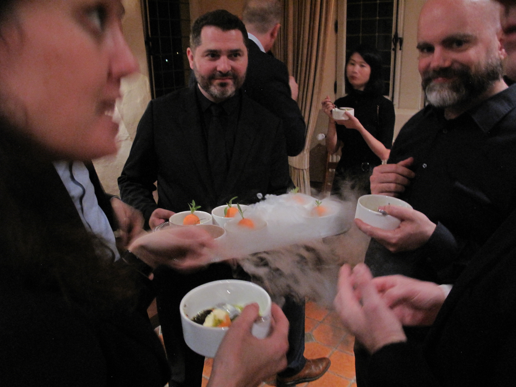 Michelin Star Evening at Chateau de Bourglinster:
