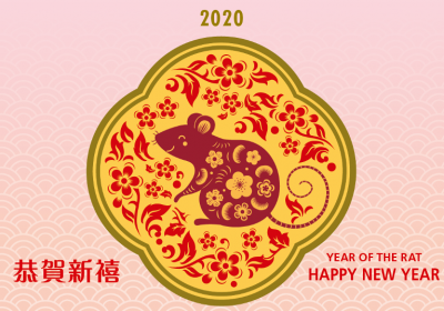 [Cancelled] Chinese New Year Reception Year of the Rat