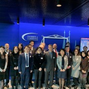 CHINALUX Welcomes Nanjing Luhe District Delegation to Luxembourg
