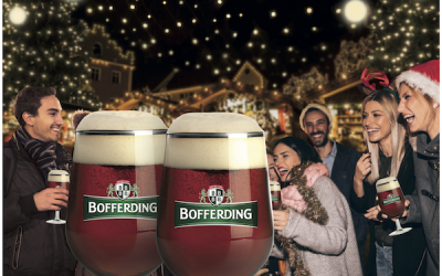 Virtual Christmas Dégustation with Bofferding